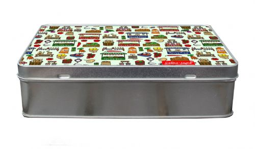 Selina-Jayne Market Day Limited Edition Designer Treat Tin